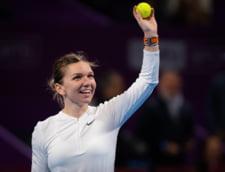 Simona Halep a invins-o pe Magdalena Frech, scor 6-2, 6-0, si s-a calificat in semifinale la Praga