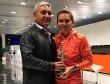 Simona Halep a jucat accidentata in finala de la Dubai: Dezvaluirea facuta de tatal ei