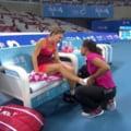 Simona Halep a oferit imaginea zilei in tenisul mondial: Ultimele detalii despre accidentare