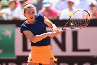 Simona Halep a pierdut in trei seturi finala turneului de la Roma