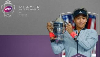 Simona Halep a pierdut lupta: WTA a anuntat cine este cea mai buna jucatoare a lunii august in tenisul feminin