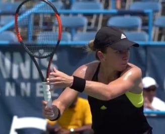 Simona Halep a pierdut lupta pentru locul 1 WTA