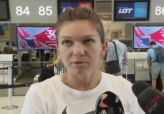 Simona Halep a plecat in Canada: Iata ce a declarat pe aeroport si la ce turnee va participa in perioada urmatoare