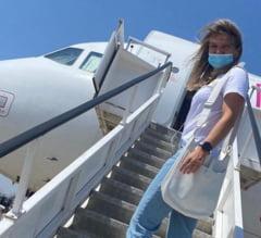 Simona Halep a plecat la turneul de la Praga. Despre participarea la US Open: Nu stiu inca, nu am decis