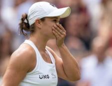 Simona Halep a predat trofeul la Wimbledon. Cum s-a incheiat marea finala la feminin, cu lidera mondiala pe teren