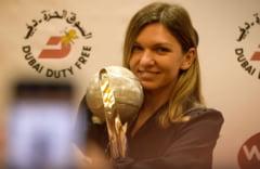 Simona Halep a primit inca un trofeu din partea WTA