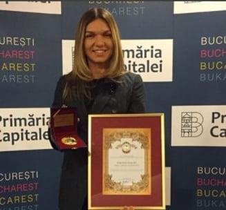 Simona Halep a rabufnit: Presa din Romania inventeaza foarte multe povesti!