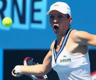 Simona Halep a rabufnit la Australian Open: E deja prea mult!