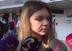Simona Halep a rabufnit la revenirea in tara dupa eliminarea de la Roland Garros: Iata ce-a declarat pe aeroport