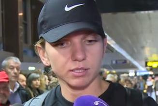 Simona Halep a revenit in tara: Ce spune despre accidentare si unde crede ca a gresit