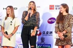 Simona Halep a sarbatorit trecerea in noul an alaturi de... Maria Sharapova si Jelena Ostapenko!