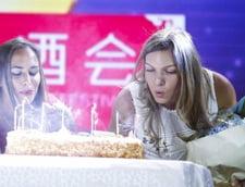 Simona Halep a stralucit la Wuhan: Cum s-a afisat in fata chinezilor de ziua ei (Foto)