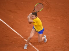 Simona Halep a vorbit, in premiera, despre infrangerea Romaniei in fata Frantei in semifinalele Fed Cup