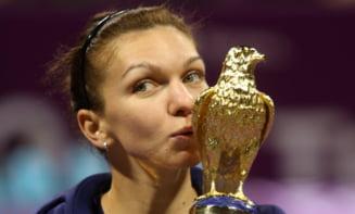 Simona Halep a vorbit inainte de debutul de la Doha. Mesaj important pentru fani