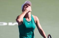 Simona Halep a vrut sa se retraga de la Rogers Cup: I-am spus lui Darren ca nu mai intru pe teren