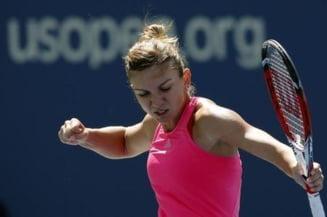 Simona Halep a zdrobit-o pe Serena Williams: Ce-a remarcat WTA