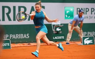 Simona Halep ajunge in turul trei la Roland Garros dupa o demonstratie de forta