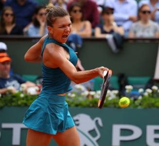 Simona Halep analizeaza duelul cu Angie Kerber de la Roland Garros: Sunt pregatita mental si fizic