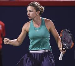 Simona Halep analizeaza duelul cu numarul 6 WTA de la Rogers Cup