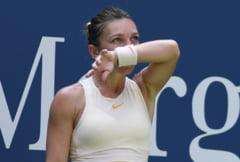 Simona Halep anunta ca s-ar putea retrage de la Turneul Campioanelor