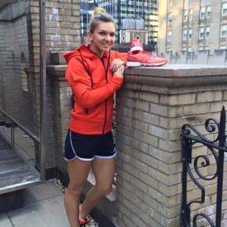 Simona Halep anunta cum isi revine dupa eliminarea de la US Open: O sa merg la... shopping