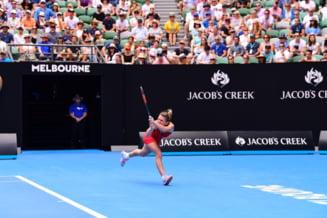 Simona Halep ar intra intr-un top extrem de select daca ar cuceri Australian Open