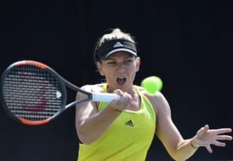 Simona Halep ar putea juca doua meciuri intr-o zi la Toronto