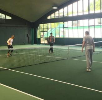 Simona Halep are doi antrenori la Wimbledon - oficial