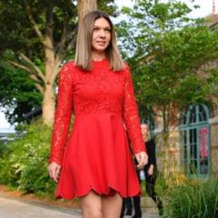 Simona Halep asteapta o invitatie la dans la dineul campionilor de la Wimbledon: Sper sa aleg o rochie frumoasa