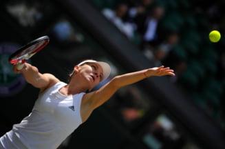 Simona Halep avanseaza la Wimbledon dupa o victorie superba