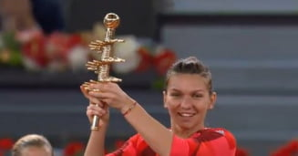Simona Halep castiga superb finala de la Madrid