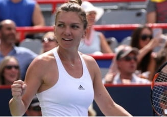 Simona Halep castiga superb finala de la Montreal