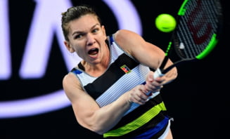 Simona Halep castiga superb meciul cu Katerina Siniakova. Romania si Cehia sunt la egalitate dupa prima zi in Fed Cup