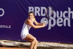 Simona Halep castiga turneul WTA de la Bucuresti cu un scor incredibil