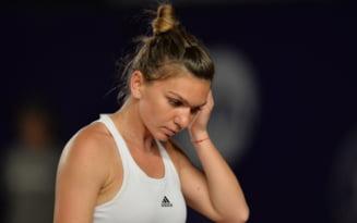 Simona Halep coboara in clasamentul WTA - oficial