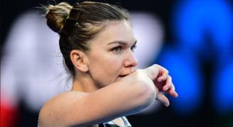 Simona Halep coboara in clasamentul WTA Race