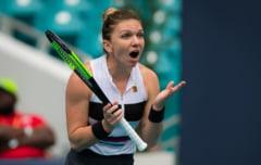 Simona Halep coboara in clasamentul WTA