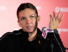 Simona Halep coboara in clasamentul pentru Turneul Campioanelor