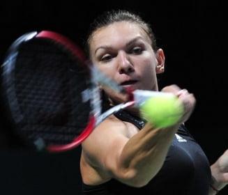 Simona Halep continua la Shenzhen dupa un meci electrizant