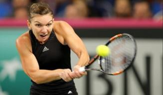 Simona Halep da o lectie de onoare dupa eliminarea de la Australian Open