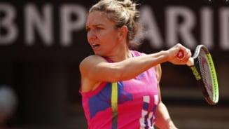 Simona Halep debuteaza la Roland-Garros duminica, de ziua sa de nastere. Ora de start si unde se poate vedea meciul