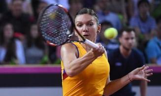 Simona Halep debuteaza la Roma: Statistica si cotele la pariuri