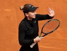 Simona Halep defileaza la Madrid. Victorie-fulger pentru romanca in turul secund. Cine va fi adversara din optimi