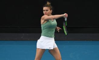 Simona Halep defileaza la turneul de la Melbourne. Calificare la pas in sferturile de finala