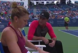 Simona Halep dezvaluie ce i-a reprosat Darren Cahill dupa calificarea in semifinalele de la Roma