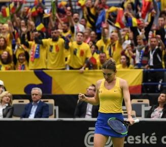 Simona Halep dezvaluie ce mare obiectiv are pentru acest an: Vrea sa castige pentru Romania