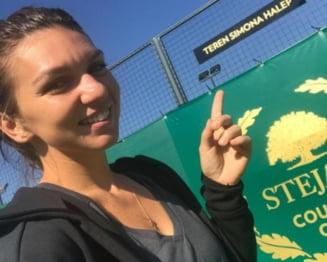 Simona Halep dezvaluie cheia victoriei din meciul cu Caroline Garcia, dupa inceputul dificil