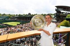 """Simona Halep dezvaluie cine e """"talismanul norocos"""" de la Wimbledon: Un galez de 19 ani"""