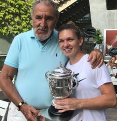 """Simona Halep dezvaluie detalii despre colaborarea cu """"antrenorul"""" Ion Tiriac: """"Este foarte dur"""""""