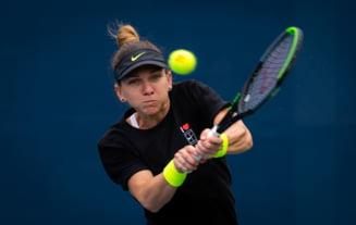 Simona Halep dezvaluie motivul pentru care a avut probleme la US Open: Am fost stresata